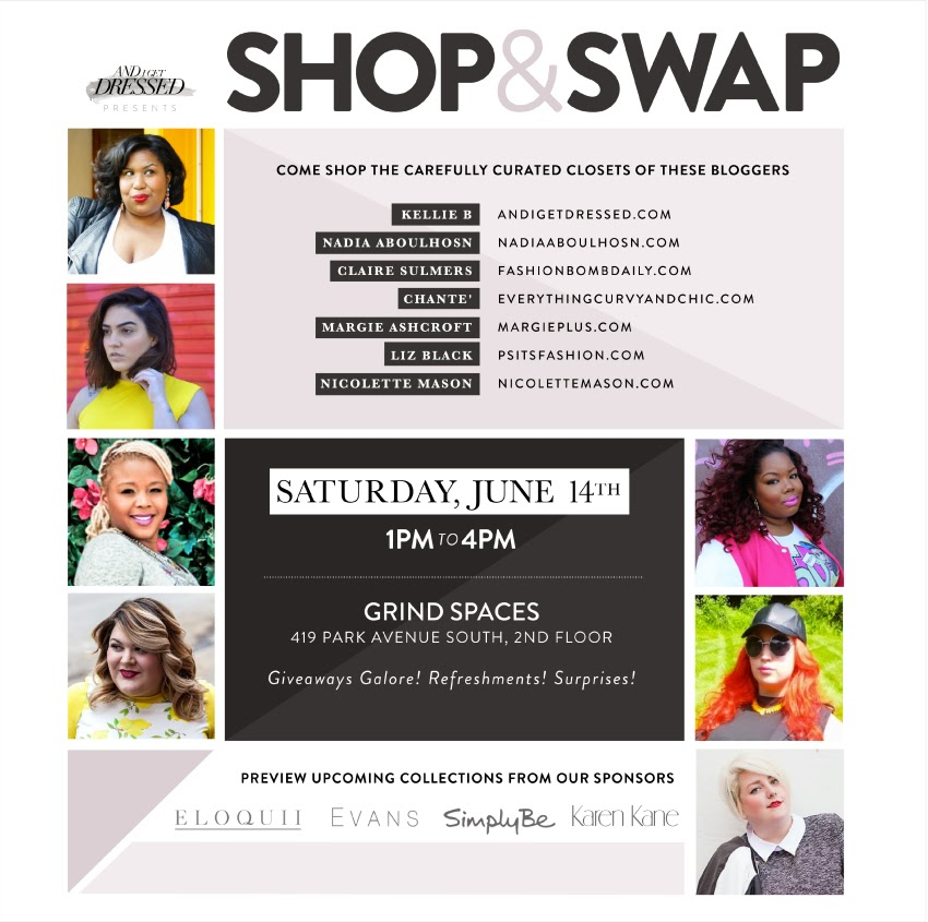 qut fashion swap meet